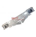 Бампер SHAANXI F2000 MAN верхний белый DZ9112930210-WHITE