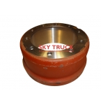 Барабан тормозной передний 3501571-4Е FAW-3252 3501571-4E