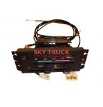 Блок управления кондиционером и отопителем Foton-1099 1B22037321002