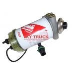 Фильтр топливный на кронштейне с подкачкой ISUZU R90P 8981398281-ON 8981398280