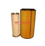 Фильтр воздушный Foton-3251 Евро-2 K2850
