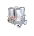 Клапан тормозной воздушный BAW-1044 BAW-1065 защитный 4-х контурный BP10653560014