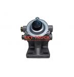 Кронштейн топливного фильтра 1125010-KC100 19816  DONG FENG с подкачкой