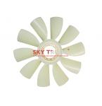 Вентилятор CAMC-3250 CUMMINS (10 лопастей) 1308A18D-010-S