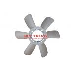 Вентилятор ISUZU NQR75 NPR75 4HE1 4HF1 4HG1 4HK1 5136620121-ON 5-13662-012-1