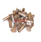 Заклепка передней тормозной накладки DONG FENG (алюм.)  Ф8 8x24mm 3501D-106