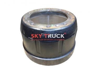Барабан тормозной мост STEYR задний 285ММ D-420 d-282 H-285 AZ9112340006-285мм