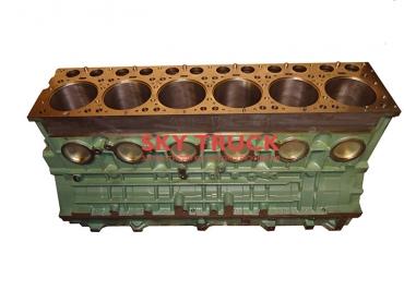 Блок цилиндров двигателя Shaanxi Foton-3253 WP-10 Евро-3 612600900029 Shacman