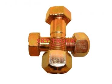 Болт крепления кардана Shaanxi М14x55x1.5 WG9000310049-M14