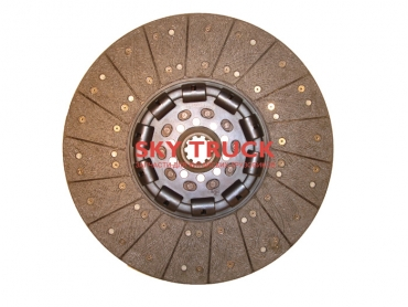 Диск сцепления Howo 420мм WG1560161130