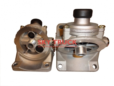 Кронштейн топливного фильтра с подкачкой (помпой) PL420-B