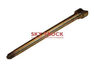 Вал тормозной задний правый Howo Shaanxi 540мм AZ199112340027