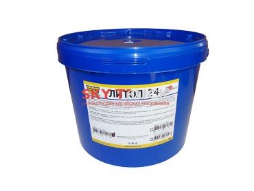 WEGO Литол-24 10 кг. ведро 53408 ГОСТ 21150-87