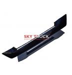 Бампер HOWO A7 (пластик) черный WG1664240005/1-black верхняя часть