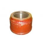 Барабан тормозной задний Shaanxi 99112340006