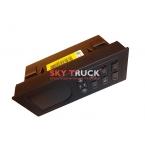 Блок управления кондиционером и отопителем HOWO A7 WG1664820003/1