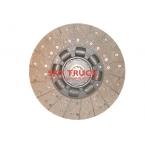 Диск сцепления Shaanxi 430мм DZ1560160020