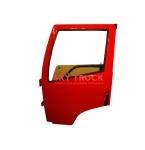 Дверь левая 6100055Е109 FAW-3252 красная 6100055E109