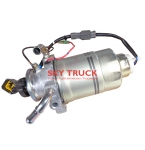 Фильтр топливный на кронштейне с подкачкой ISUZU NQR75 NQR75 8-98008-066-2 8980080662-ON