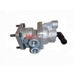 Главный тормозной кран HOWO A7 WG9000360520/2