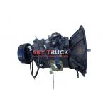 Коробка переключения передач КПП BAW-1044 FENIX Евро-3 мелкий шлиц LG-5T35BQ2