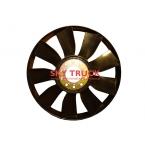 Вентилятор (9 лопастей с кольцом) FAW-3252 FAW-3312 1308010-263