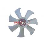 Вентилятор BAW-1044 Евро-3 Fenix 4 отв 7 лопастей 1303050-X21