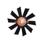 Вентилятор (радиатора) системы охлаждения Foton-1049А (крыльчатка) T74406020
