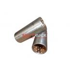 Втулка рессоры FOTON-1069 FOTON-1099 передней стальная 1106929200003-steel d-25 D-30 H-73
