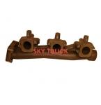 Выпускной коллектор Shaanxi задняя часть WD615 WP10 612600111280