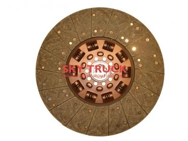Диск сцепления Foton-3251 Foton-3252 Foton-3253 430mm 44.8 1417116100401-Skytruck