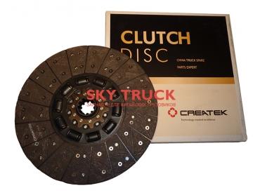 Диск сцепления ON-F-11002 430mm ступица 50.8mm CREATEK DZ1560160020-CK