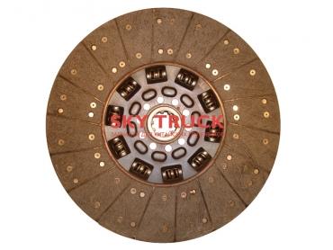 Диск сцепления Shaanxi DZ1560160012