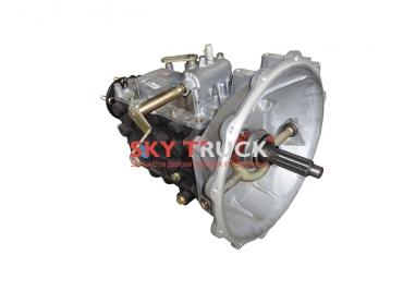 Коробка переключения передач КПП Foton-1049A 1105917100001