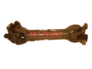 Вал карданный SHAANXI DONG FENG межосевой фланец 4 отв длина 665мм DZ9114311067-S