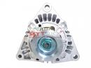 Генератор под ручейковый ремень HOWO A7 D12 28V 55A стандартное качество VG1246090005-S